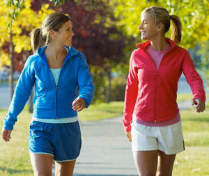 walking to lose weight How to Lose Weight without Exercising